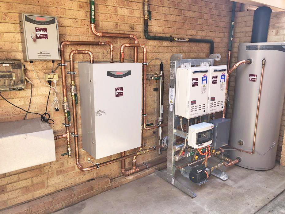 commercial hot water systems for your business