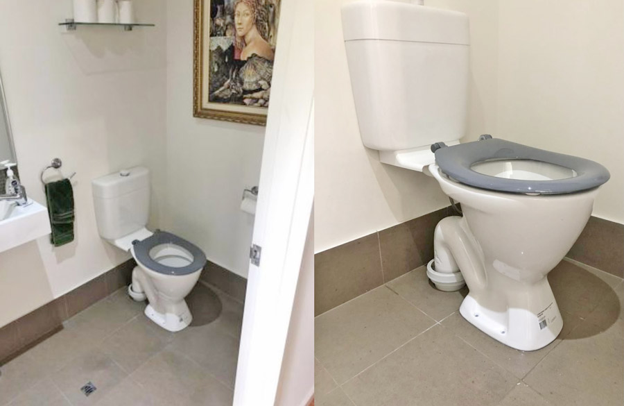 plumbing toilets and cisterns installation